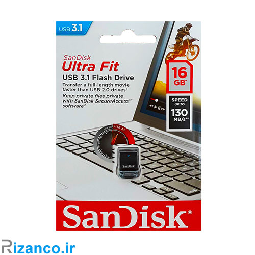 فلش مموری سن دیسک مدل Ultra Fit